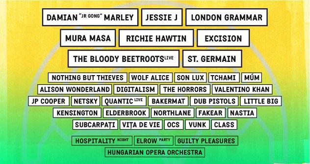 18-22 iulie Electric Castle Festival