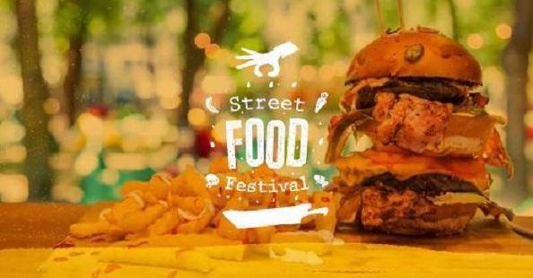 5-8 iulie Street Food Festival