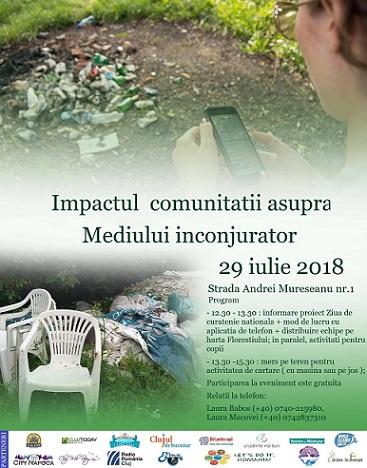 Impactul comunității asupra mediului inconjurător