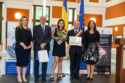 """Câștigătorii concursului Premiile """"Rada Mihalcea pentru Tineri Cercetători în Știință și Inginerie"""""""