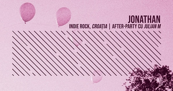 22 septembrie Concert indie rock + after party