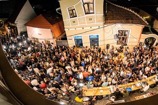 Clujul iese în stradă sâmbătă la al treilea Jazz in the Street din 2018