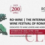 RO Wine – International Wine Festival of Romania