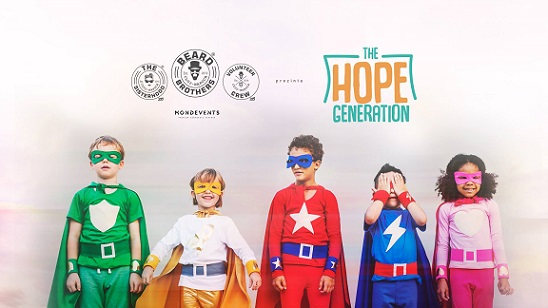 22 septembrie The Hope Generation