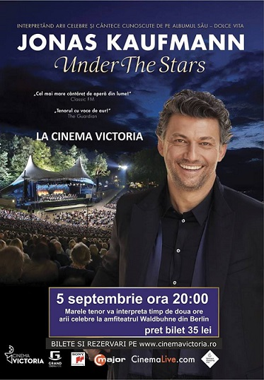 5 septembrie Under the stars