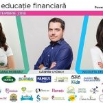 15 septembrie Liber la educație financiară