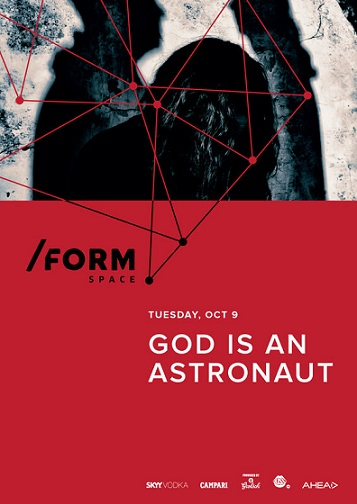 9 octombrie God Is An Astronaut