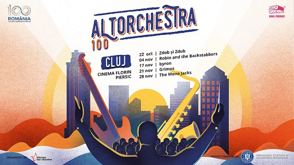 22 octombrie ALTOrchestra 100