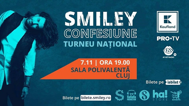 7 noiembrie Smiley