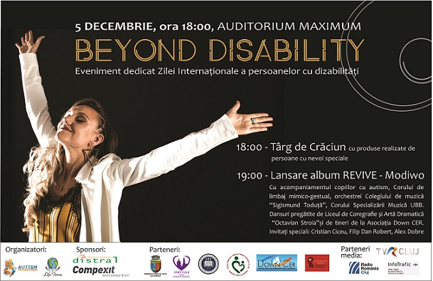 REVIVE- Beyond disability