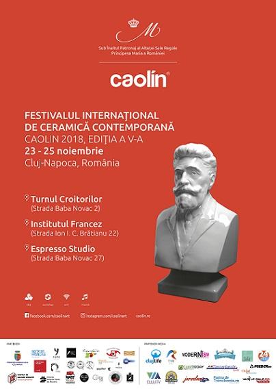 23-25 noiembrie Festivalul Caolin