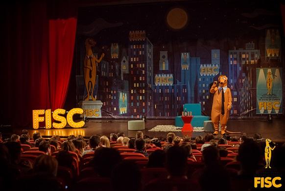 Cum a fost la FISC – o săptămână întreagă de comedie
