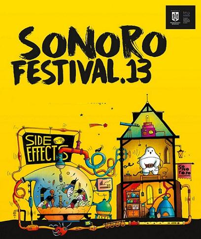 15-18 noiembrie Festivalul SoNoRo