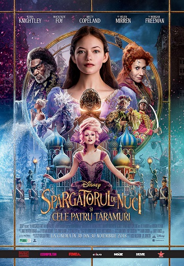 30 noiembrie Premiera The Nutcracker and the Four Realms