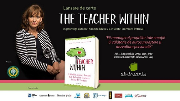 15 noiembrie The Teacher Within