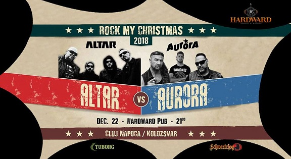 22 decembrie Rock My Christmas