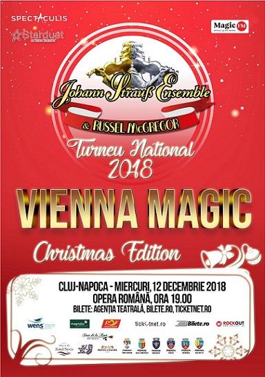 12 decembrie Vienna Magic