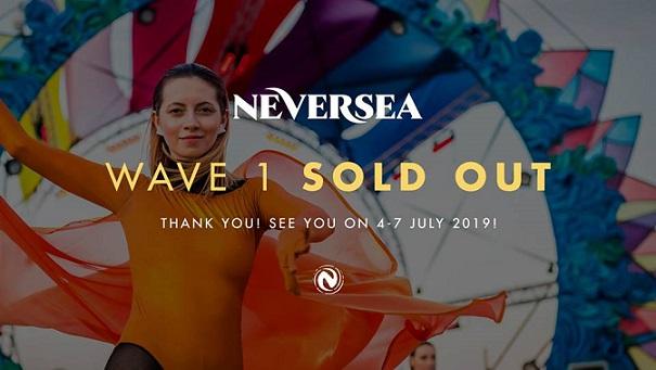 Primele 10.000 de abonamente pentru Neversea 2019 s-au epuizat