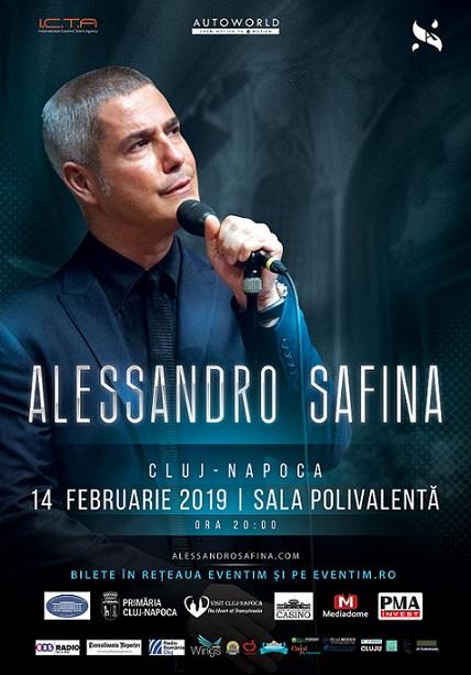 Urcă pe scenă alături de Alessandro Safina