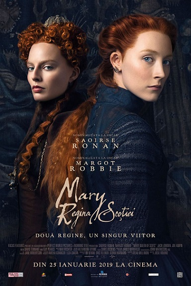 26ianuarie Mary Queen of Scots