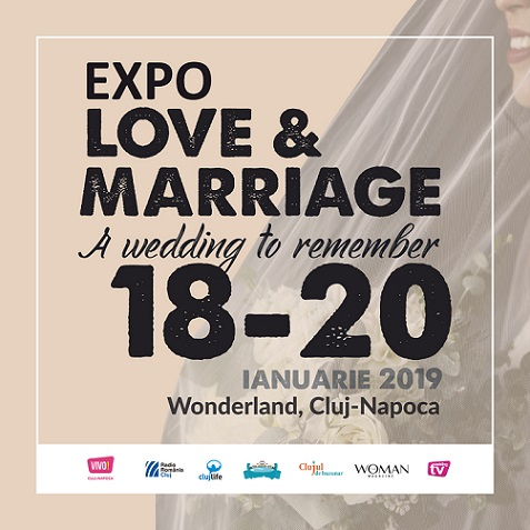 18-20 ianuarie Love and Marriage Expo