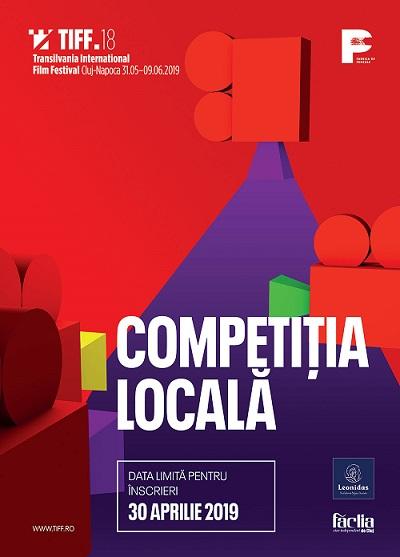Competiția Locală TIFF, un deceniu dedicat talentelor din Cluj