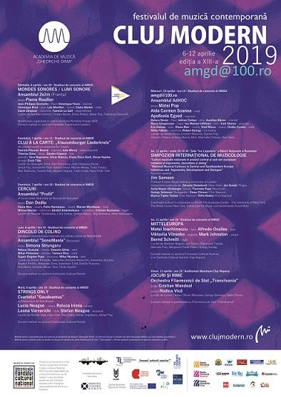 Festivalul de Muzică Contemporană Cluj Modern
