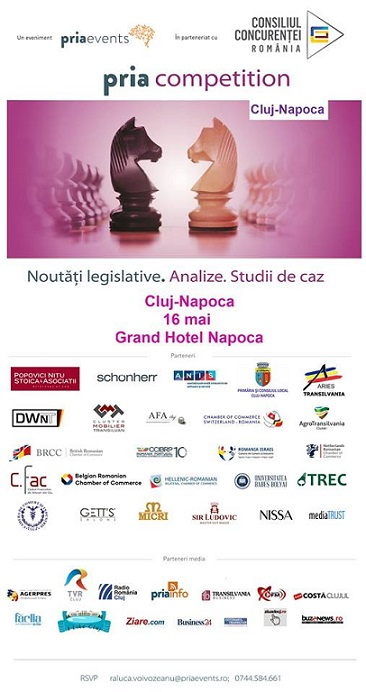 Pria Competition Conference