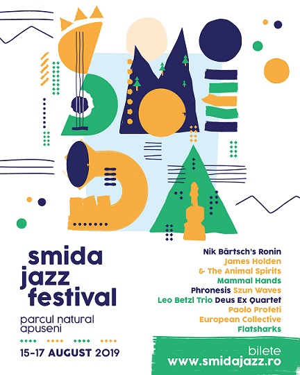 Castigatorii abonamentelor simple la Smida Jazz Festival 2019