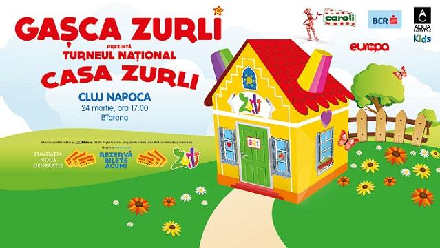 24 martie Casa Zurli