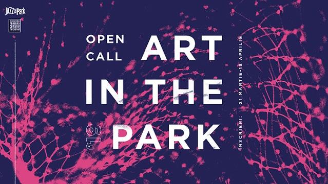 Jazz in the Park lansează concursul Art in the Park