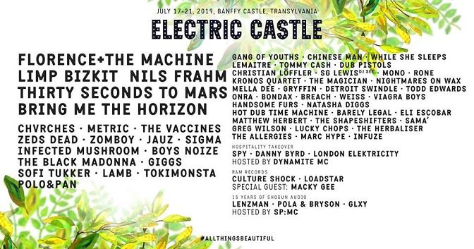 17-21 iulie Electric Castle