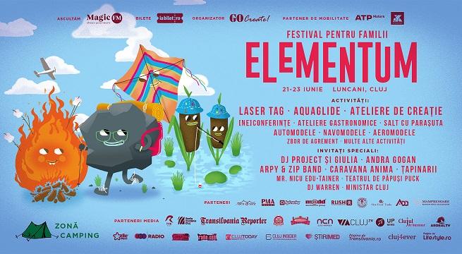 Festivalul familiei de la Luncani – activitati in premiera
