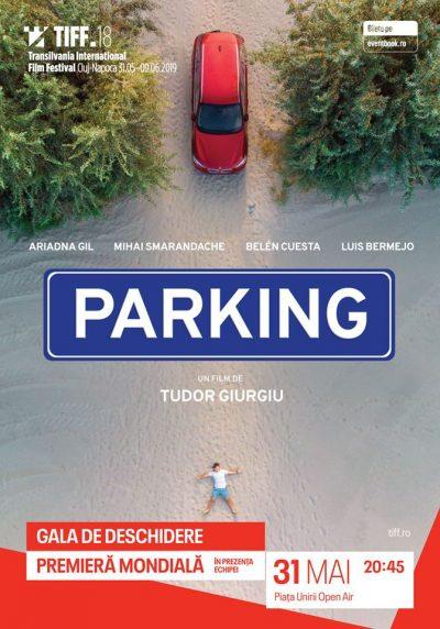 Parking, proiectat în premieră mondială la Gala de deschidere TIFF 2019