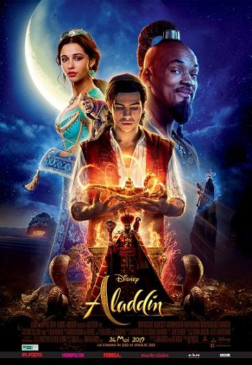 26 mai Aladdin