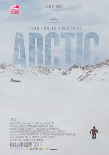 3 mai Premiera Arctic