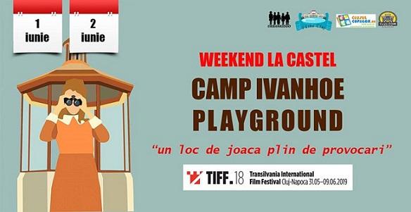 1-2 iunie Camp Ivanhoe Playground