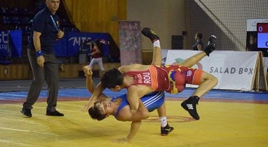 17-18 mai Campionatul Internațional de lupte libere pentru juniori