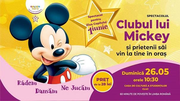 26 mai Clubul lui Mickey