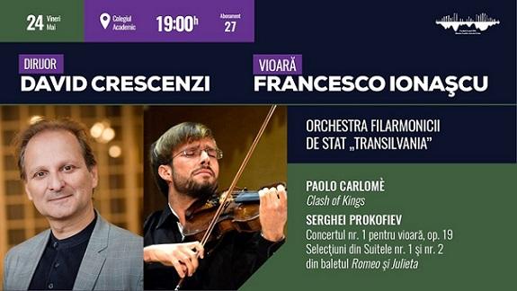 24 mai Concert simfonic