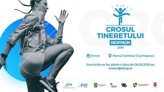9 mai Crosul Tineretului Decathlon