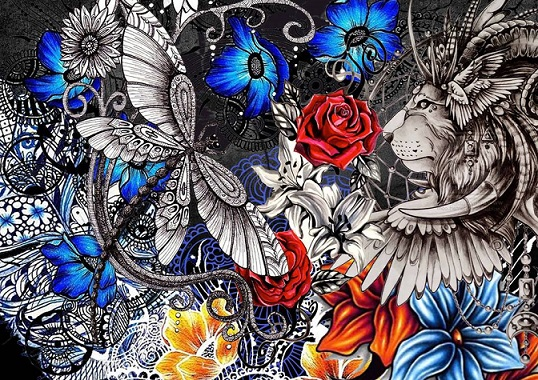 12 iulie Curs realizare design tatuaj