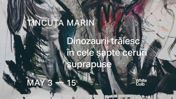3-5 mai Expozitia Dinozaurii trăiesc în cele şapte ceruri