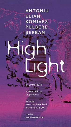 10 mai Expozitia High Light
