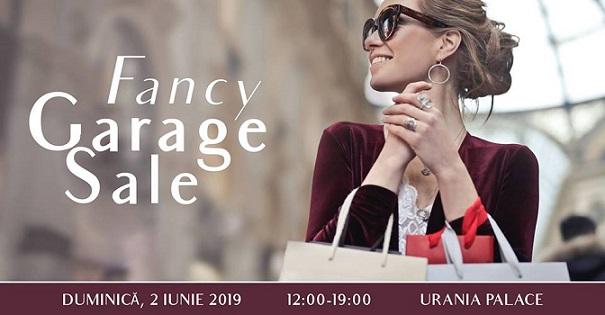 2 iunie Fancy Garage Sale