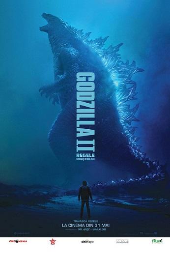 29 mai Avanpremieră Godzilla: King of the Monsters