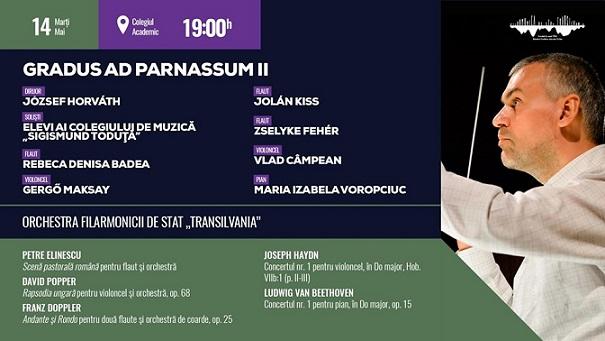 14 mai Gradus ad Parnassum II