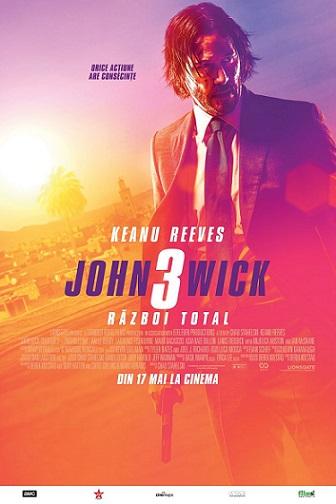 15 mai John Wick: Chapter 3 – Parabellum
