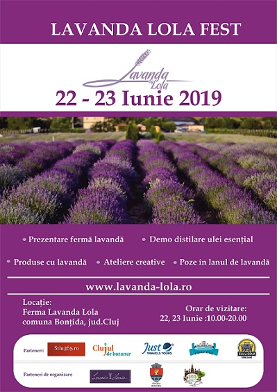 22-23 iunie Lavanda Lola Fest