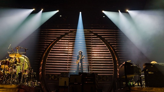 Lenny Kravitz, show electrizant la Cluj-Napoca